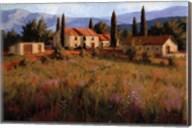 Laundry Day, Tuscany Italy Fine-Art Print