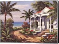Summer House II Fine-Art Print