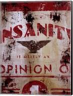 Insanity Fine-Art Print