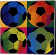 Ball Four - Soccer Fine-Art Print