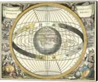 Celestial Hemispheres II Fine-Art Print