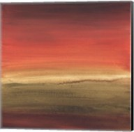 Abstract Horizon I Giclee