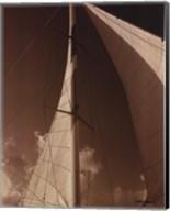 Windward Sail IV Fine-Art Print