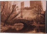 Reflections - Central Park Fine-Art Print