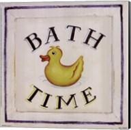 Bathtime I Fine-Art Print