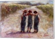 Brothers Fine-Art Print