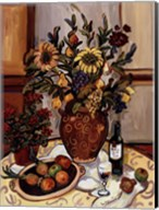 Provence Interior II Fine-Art Print