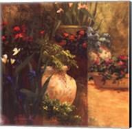 Flower Pots Right Fine-Art Print