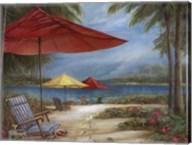 Relaxing Paradise I Fine-Art Print