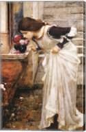 The Shrine, c.1895 Fine-Art Print