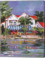 Beach Resort I Fine-Art Print