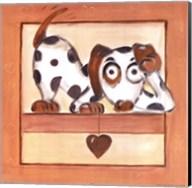 Puppy Love III Fine-Art Print