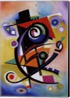 Homage to Kandinsky Fine-Art Print