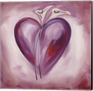 Shades of Love - Lavender Fine-Art Print