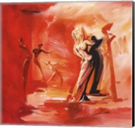Romance in Red I Fine-Art Print