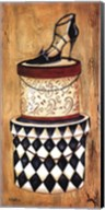 Vintage Hat Box II Fine-Art Print