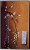 Oriental Blossoms III Fine-Art Print
