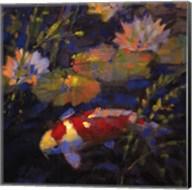 Water Garden II Fine-Art Print