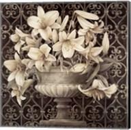Lilies in Urn Fine-Art Print