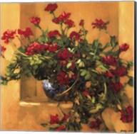 Ivy Geraniums Fine-Art Print