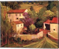 La Femme en Provence Fine-Art Print