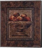 Rustic Bowl of Apples Fine-Art Print