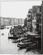 Array of Boats, Venice Fine-Art Print