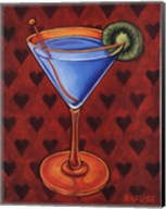 Martini Royale - Hearts Fine-Art Print