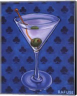 Martini Royale - Clubs Fine-Art Print