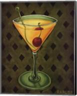 Martini Royale - Diamonds Fine-Art Print