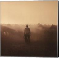 On The Range I - Remuda #5 Fine-Art Print