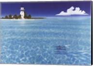 Boca Chita Lighthouse Fine-Art Print