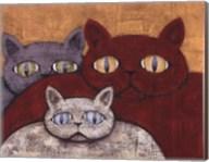 Sun Cats Fine-Art Print