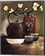 Takara Tea Room Fine-Art Print