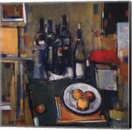 Vin Blanc Fine-Art Print