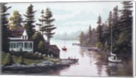 Cottage Country Fine-Art Print