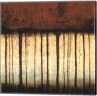 Autumnal Abstract III Giclee