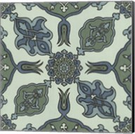 Mediterranean Tile I Giclee