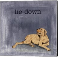Lie Down Fine-Art Print
