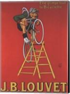 Cycles Louvet Fine-Art Print