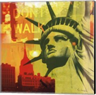 New York III Fine-Art Print