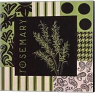 Herbal Zest I Fine-Art Print