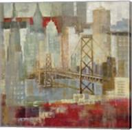 City Fine-Art Print