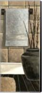 Modern Bath Panel II Fine-Art Print