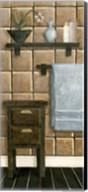Modern Bath Panel IV Fine-Art Print