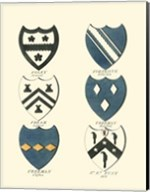 Coat of Arms I Fine-Art Print