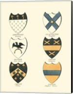 Coat of Arms III Fine-Art Print
