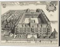 Cambridge View Fine-Art Print