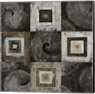 Ice Box Collage Fine-Art Print