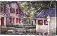 The Shade Garden Fine-Art Print